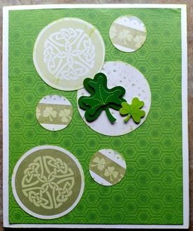 2020 St. Patrick's Day card #3