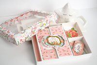 Baby Girl Stationery Set