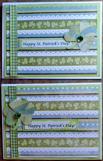 2020 St. Patrick's Day Cards 5 & 6