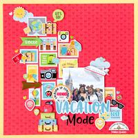 Vacation Mode **Doodlebug Design**