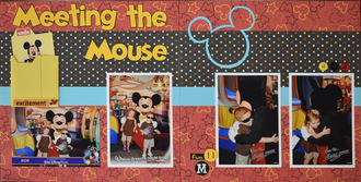 Meeting The Mouse