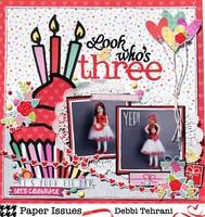 Look Who's Three