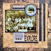 Explore: vacation-Mammoth Cave KY 1926