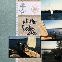 At the Lake 2018