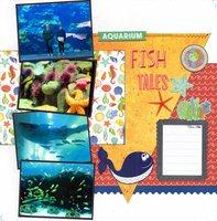 Aquarium Fish Tales