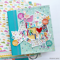 Best Year Ever 6x8 Snap Album