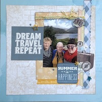Becky Fleck #163/ Summer is Happiness