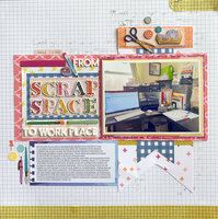 Scrap Space to Work Place