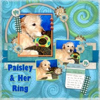 Paisley & Her Ring