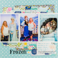 Anna and Elsa Layout