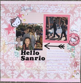 Hello Sanrio - SIT