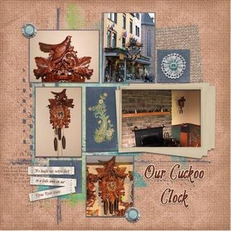 Our Cuckoo Clock