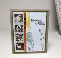 Birthday Melody Card