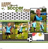 Happy Soccer Day