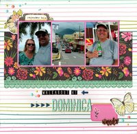 Walkabout At Dominica