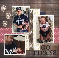 Daddy's Little Titan