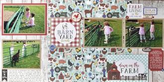 Barn Yard Friends