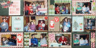 Ho Ho Ho Christmas Day 2015