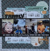Becky Fleck #166/Family