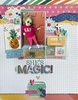She's Magic!