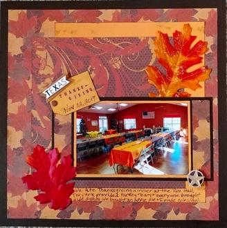Texas Thanksgiving