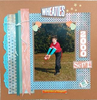 Wheaties - Breakfast of Champions