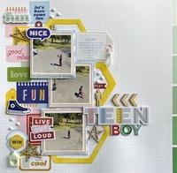Teen Boy
