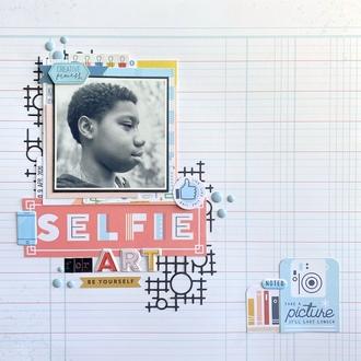 Selfie for Art