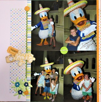 Happy Day with Donald