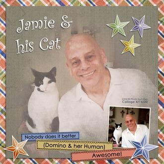 Jamie & His Cat