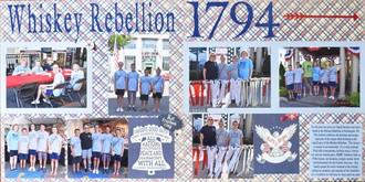 Whiskey Rebellion 1794