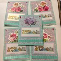 Springtime cards