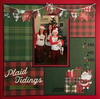 Plaid Tidings to all