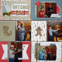 Gift Card Game