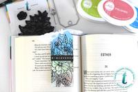 Handmade Book Marker
