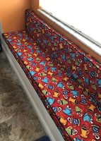 Quilted Bench Cover