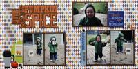 Little Mister Pumpkin Spice