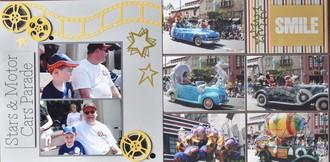 Stars & Motor Cars Parade