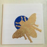 Glittered Bee