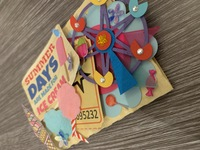 Paper Crafting Embellishments