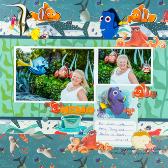 Finding Nemo Layout