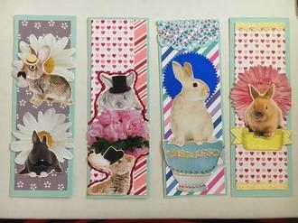 Rabbit Bookmarks
