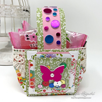 May Day Paper Basket