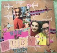 Mom & Ruby Trip!
