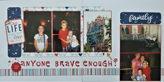Anyone Brave Enough?