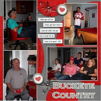 Buckeye Country