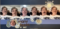 The many faces of Billy