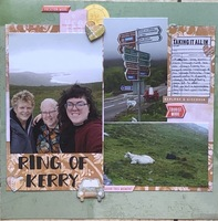 Ring of Kerry/ Mother's Day Challenge