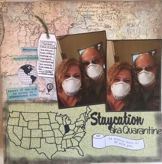 Staycation aka Quarantine