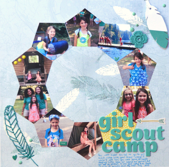 Girl Scout Camp